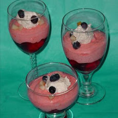 Floating Fruit Parfaits