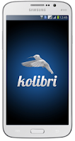Screenshot of KolibriMobile