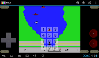 Screenshot of ColEm - Free Coleco Emulator