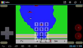Screenshot of ColEm - Free Coleco Emulator