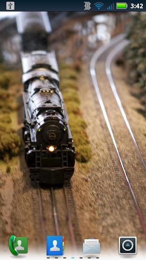 鉄道模型ライブ壁紙