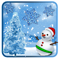App Snow day night live wallpaper apk for kindle fire