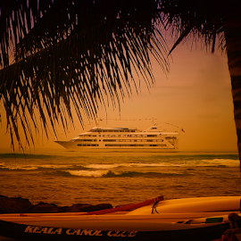 by Theresa Stevens - Transportation Boats