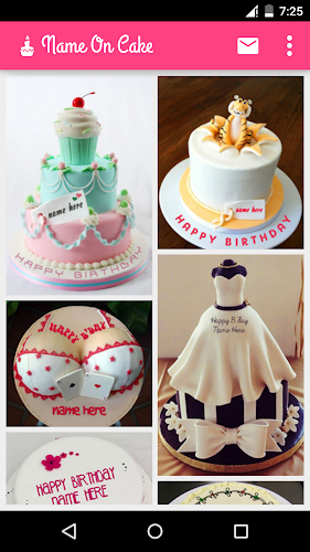 Name Of Mayank Cake Images : Name on Cake on Google Play Reviews Stats