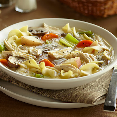 Max's Chicken Soup