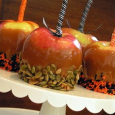 Halloween Apples