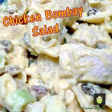 Chicken Bombay Salad