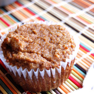 Paleo Cinnamon Apple Muffins