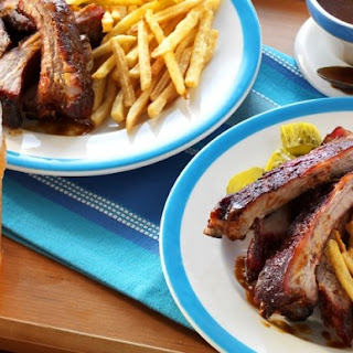 Sweet and Spicy Baby Back Ribs Recipe by Jamie Purviance