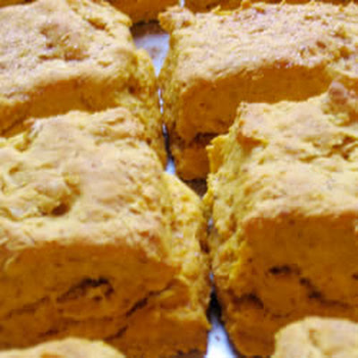 Crissi's Sweet Potato Biscuits