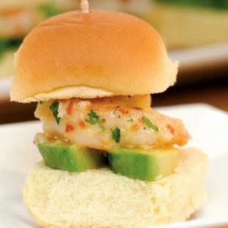 California Style Shrimp Sliders