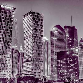 by Serhan Tekin - Buildings & Architecture Office Buildings & Hotels