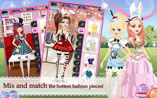 Screenshot of Runway Girl Seasons
