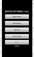 Screenshot of Battle of Pixels [DEMO]