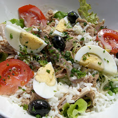 Contemporary Salad Nicoise