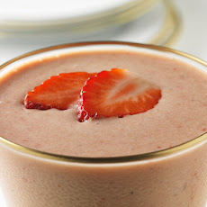 CREAMY STRAWBERRY SMOOTHIE