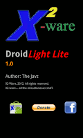 Screenshot of Droid Light Lite