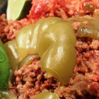 Spanish Rice With Ground Beef Stuffed Peppers Recipes