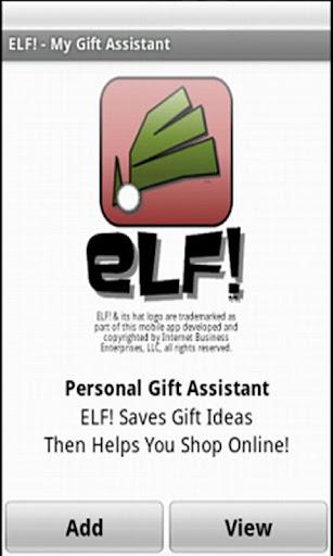 【免費個人化App】Gift App ELF!-APP點子