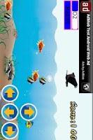 Screenshot of Diving Penguin