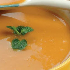 Tangy Carrot Soup