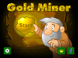 Screenshot of Gold Miner