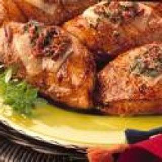 Honey Barbeque Baked Chicken