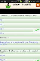 Screenshot of GSSP Java Cert Prep Free