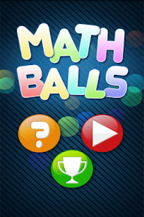 Math Balls PREMIUM - screenshot