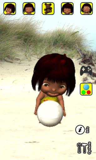 トーキングエミリー赤ちゃん - 広告無料