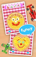 Screenshot of Pizza Maker Kids -Cooking Game