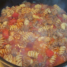 Ground Beef Goulash