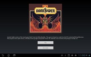 Screenshot of Dark Tower