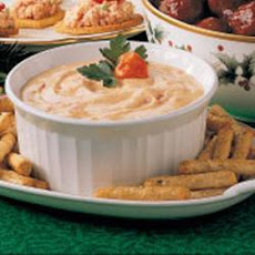 Zippy Cheese Dip