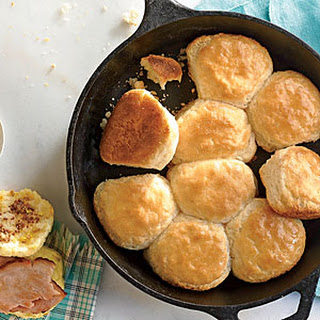 Crunchy-Bottomed Biscuits