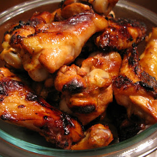 Honey-Garlic Chicken Wings
