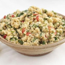 Kisir (Bulgur Cracked Wheat Salad)