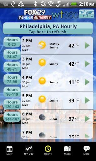 免費下載天氣APP|FOX29 wt360 app開箱文|APP開箱王