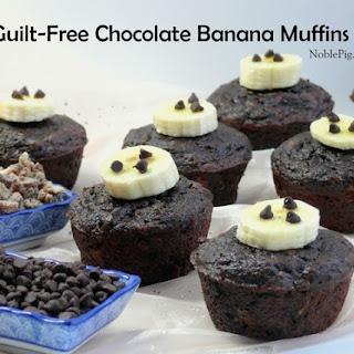 Fat Free Chocolate Banana Muffins Recipes