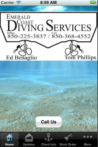 Emerald Coast Diving Services