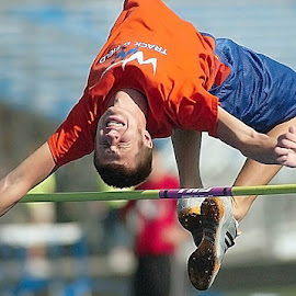High school Track and field 2 by Oscar Salinas - Sports & Fitness Other Sports ( high school track and field,  )