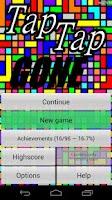 Screenshot of Tap Tap GONE free