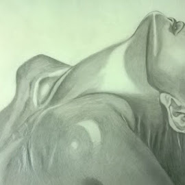 LUST by Sayantani Roy - Drawing All Drawing