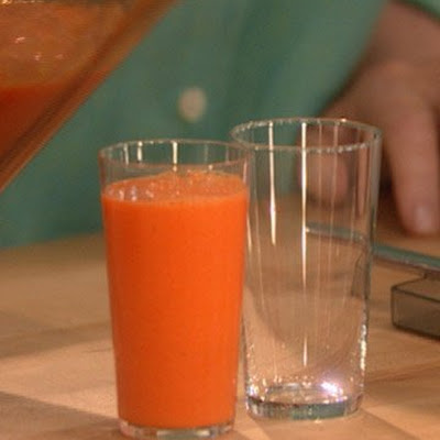 Carrot-Mango Juice