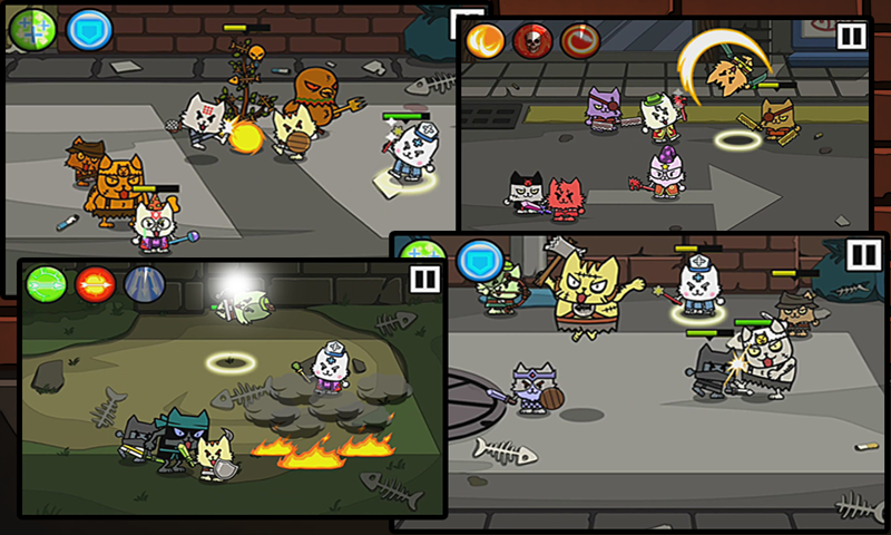 WildCats:Blade Screenshot 3