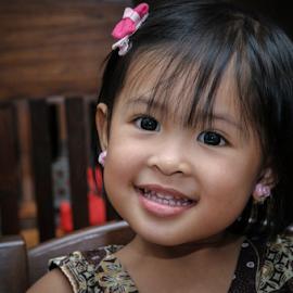 Eleonora by Joni Manurung - Babies & Children Child Portraits ( indonesian, kids portrait,  )