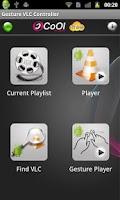 Screenshot of Gestural VLC Free Controller