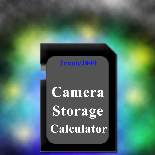 Camera Storage Calculator LOGO-APP點子