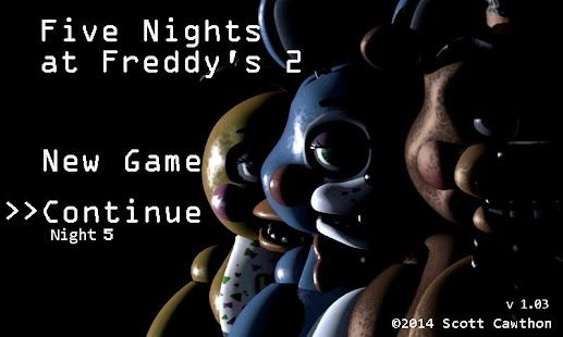 Five Nights at Freddy's 2 Demo- screenshot thumbnail