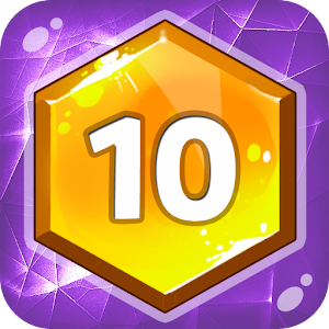 Hex Get 10: Hexic 6x6,7x7,8x8 Icon